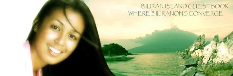 Biliran Island Guestbook WHERE BILIRANONS CONVERGE